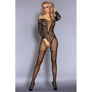 Livia Corsetti Nurya Off-the-Shoulder Illusion Bodystocking