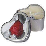 Earthly Body Strawberry Edible Massage Candle – 113g