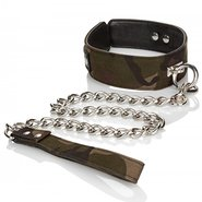 Colt Camouflage Collar with Leash