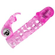 Wild Ride Vibrating Rabbit 1.5 inch Penis Extension