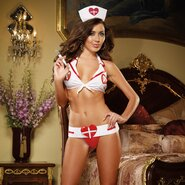 Dreamgirl Nurse Ivana Lube Costume