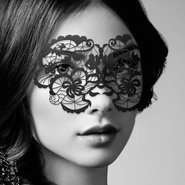 Bijoux Indiscrets Anna Adhesive Lace Mask
