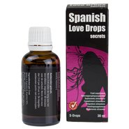 Spanish Libido Enhancing Love Drops - 30ml