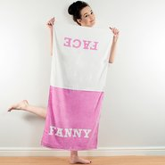 Fanny and Face Towel