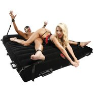 Ultimate Inflatable Bondage Bed - 21 Piece Set
