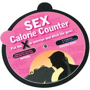 Sex Calorie Counter