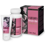 Fabulous Breasts DUO Pack - Pills and Cream