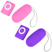30 Speed Vibrating & Pulse Remote Egg