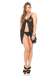 Leg Avenue Queen Romantic Babydoll