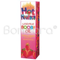 Hot Hooters Warming Boobie Oil
