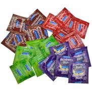Pasante Flavoured Condom Saver Bundle - 20 Pack