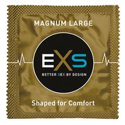 EXS Magnum Large Condoms - Loose