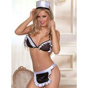 Bondara Room Service Four Piece Maid Costume Set