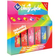 ID Juicy Lube Assorted Pack