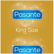 Pasante King Size Condoms - Loose