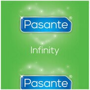 Pasante Infinity Condoms - Loose