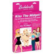 Bachelorette Party Kiss The Midget! Party Game