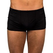 Bondara Sexy Sophistication Black Pouch Boxer Shorts