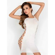 Passion White Mini Dress