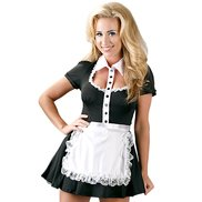 Cottelli Collection Spick and Spank Waitress Costume