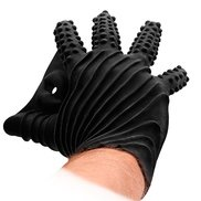 Fist It Silicone Textured Glove