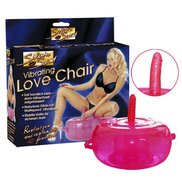 Vibrating Love Chair