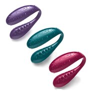 We-Vibe 3 - Remote Control Clitoral and G-Spot Vibrator